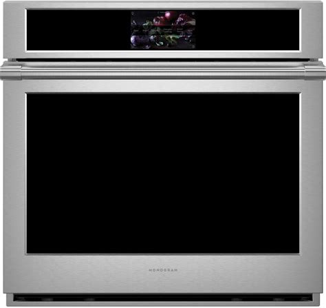 monogram ztsdpsnss statement series   stainless steel  cu ft total capacity electric