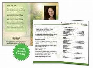 free funeral program template program template funeral With free funeral brochure templates online