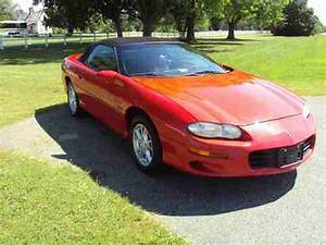 Purchase Used 2001 Chevrolet Camaro Z28 Convertible 2
