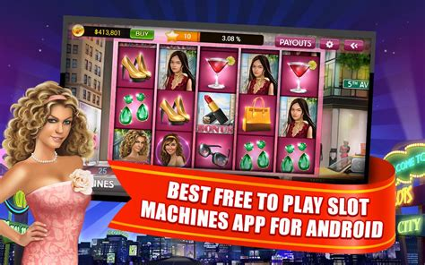 Slot City  Jeu De Casino Gratuit Android