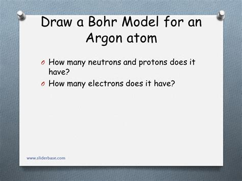 How Many Protons Does Argon Have