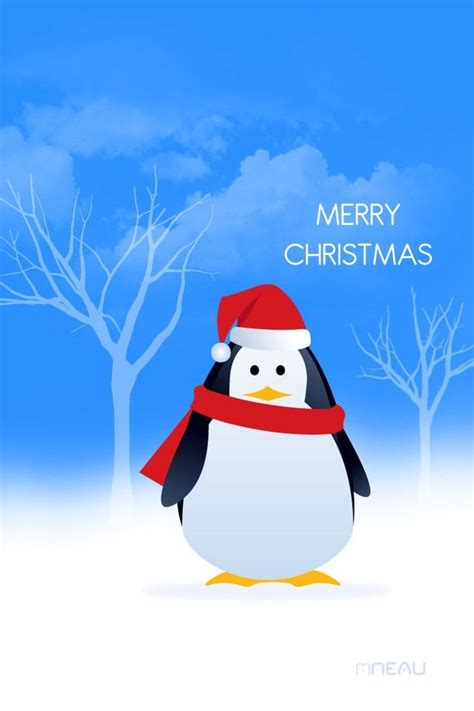 On the internet, cutest penguin hd wallpapers didescreen are trending, but there are very limited hd wallpapers. Pin by Abby Chapman on Holiday | Holiday wallpaper, Christmas wallpaper, Christmas penguin
