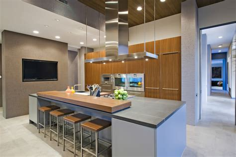 modern kitchen island 64 deluxe custom kitchen island designs beautiful