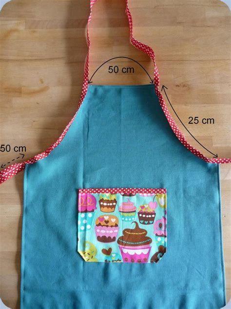 tablier de cuisine couture tablier cuisine enfant couture cuisine