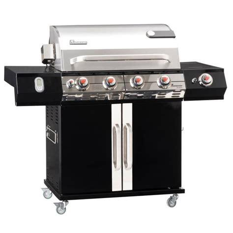 landmann avalon pts 5 1 barbecue gaz 79 x 50 5 cm achat vente barbecue barbecue gaz cdiscount