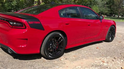 dodge charger daytona  preview youtube