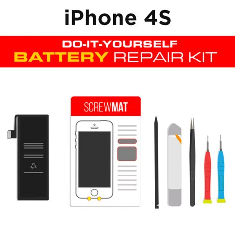 iphone battery replacement iphone 4s battery replacement kit replace iphone 4s battery