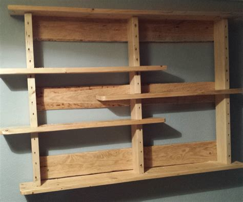 pallet shelves  big tools