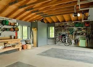 Des idees pratiques pour votre rangement garage for Idee de rangement pour garage