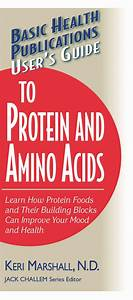 User U0026 39 S Guide To Protein And Amino Acids  Learn How Protein