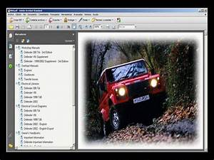 Land Rover Defender - Service Manual - Wiring Diagram
