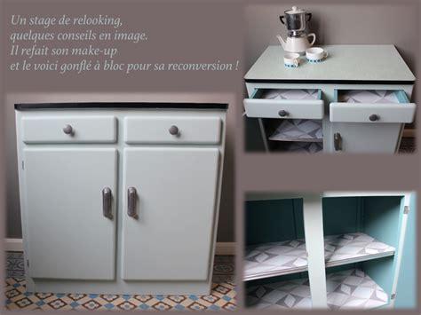 meubles de cuisine vintage meuble de cuisine retro dootdadoo com idées de