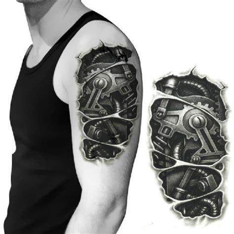 machine waterproof temporary transfer tattoo sticker