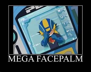 Mega Facepalm by LunaClefairy on DeviantArt