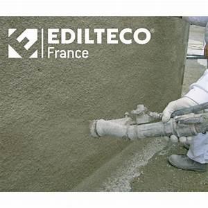 enduit leger isolant a projeter pret a l39emploi edilteco With enduit exterieur pret a l emploi