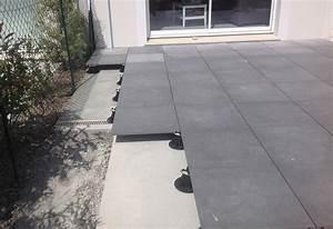 dalle pour parking exterieur charmant revetement pour With peindre un escalier en gris 17 epaisseur colle carrelage exterieur