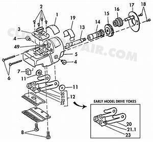 32 Oster Clipper Parts Diagram