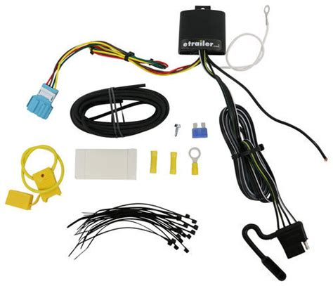 Honda Odyssey One Vehicle Wiring Harness With