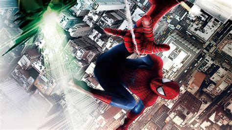 Spiderman In Action  Download Hd Wallpapers