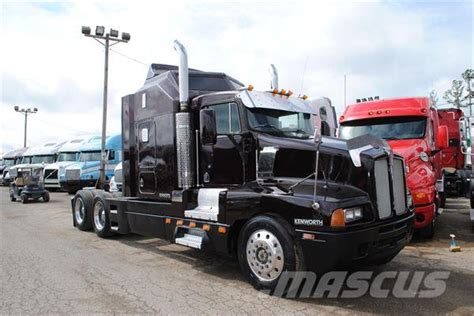kenworth t600 price kenworth t600 tractor units price 7 531 year of