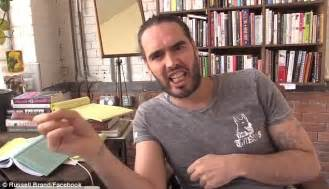 russell brand facebook russell brand posts facebook rant saying boris johnson is