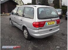 1999 Seat Alhambra TDI DIESEL, 7 bedded, AIR Car Photo