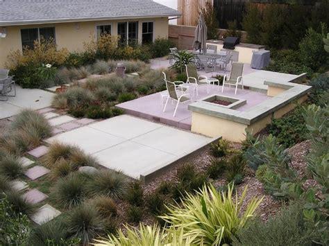 concrete landscaping ideas design ideas for concrete paving landscaping network