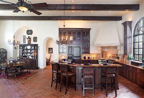 kitchen floor remodel lake home kitchen mediterranean kitchen by 1665