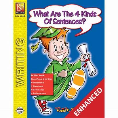 Sentences Kinds Four Writing Ebook Steps Write