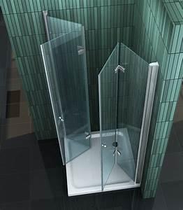 Duschwände Aus Glas : space faltbare glas duschkabine eckeinstieg dusche duschwand duschabtrennung ebay ~ Sanjose-hotels-ca.com Haus und Dekorationen