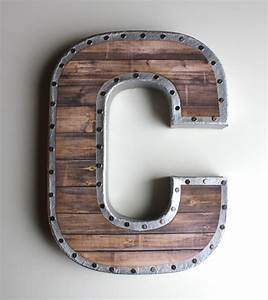 diy metal letters new home decor decorative on letters With aluminum letters decorative