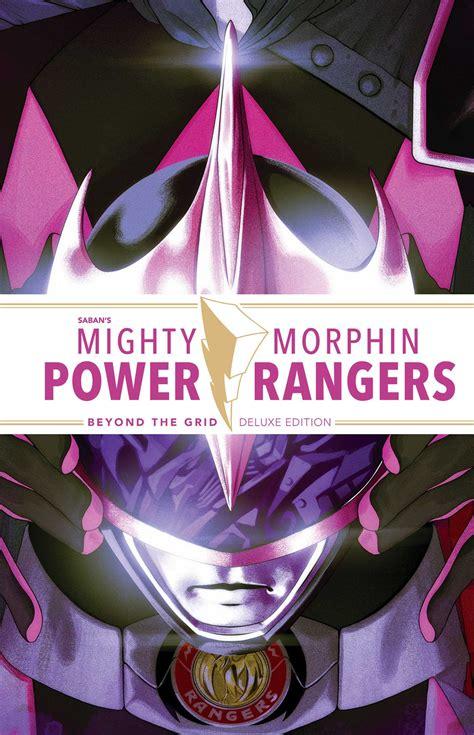 mighty morphin power rangers   grid deluxe