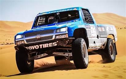 Truck Trophy Rally Dakar Chevrolet Wallpapers Silverado