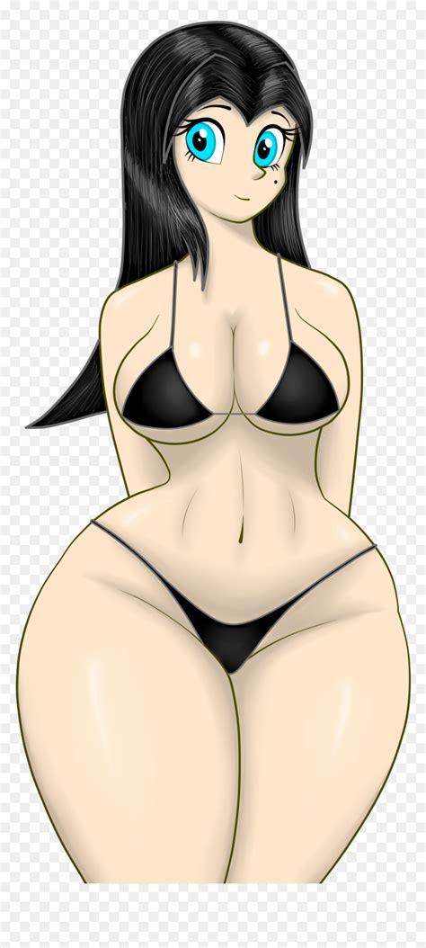 Alternate Version Artist Super Thicc Anime Girls Hd