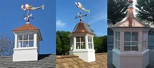 cape cod cupola adds style and interest to homes boston With cape cod cupola