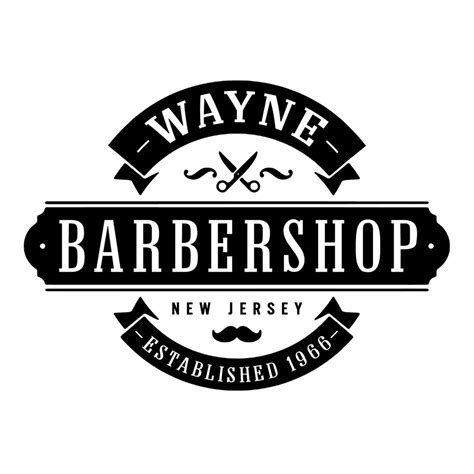 Barber Shop Logos   Short Hairstyle 2013