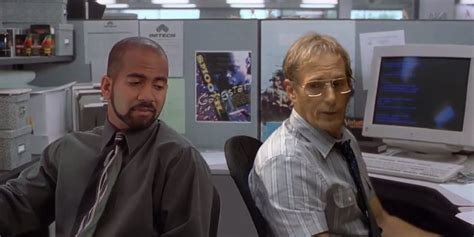 Office Space by The Real Michael Bolton Screen Test For Office