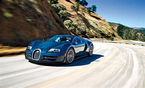 2011 Bugatti Veyron 16.4 Super Sport Road Test