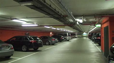 Sixt Rental Cars @ Fra Airport Parking Youtube