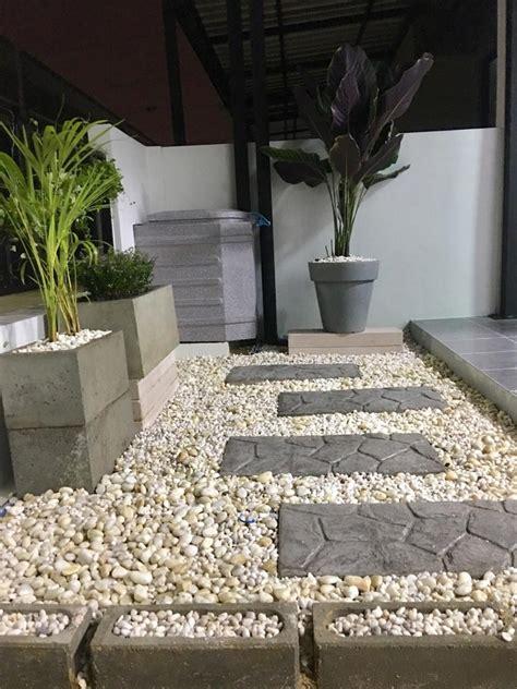 จัดสวนหน้าบ้านทาวน์เฮ้าส์ 1.4x3 เมตร ทำด้วยใจทำด้วยกัน งบ ...