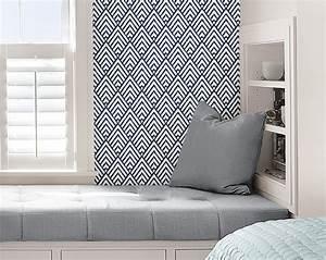 Decolle Papier Peint : bon plan le papier peint adh sif repositionnable d conome ~ Dallasstarsshop.com Idées de Décoration