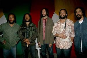 Ziggy, Stephen,Julien, KyMani, Damian- The Marley Brothers ...