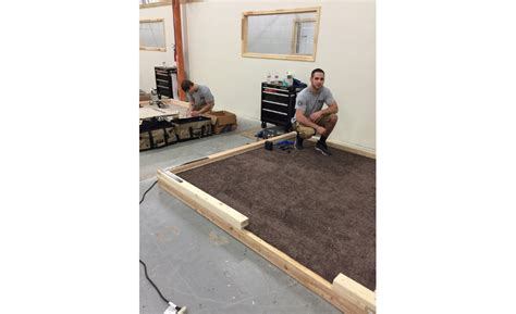International Certified Flooring Installers by New Cfi Facility Graduates Class 2016 03