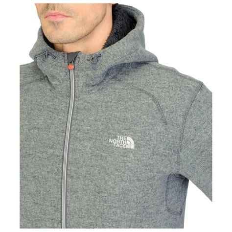 north face zermatt full zip hoodie fleecejacke