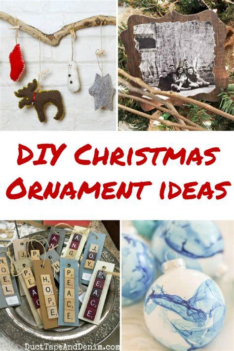 diy christmas ornament ideas diva  diy