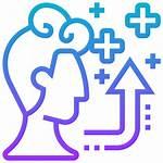 Positive Icon Thinking Icons
