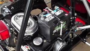 Honda Odyssey Fl250 Goki Starter Charging Mods
