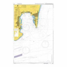 Maptech Chart Books Admiralty Chart 1448 Gibraltar Bay