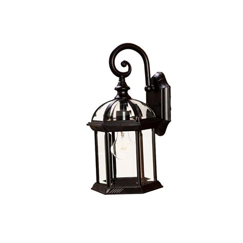 acclaim lighting dover collection 1 light matte black