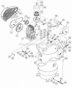 Rolair V5180k30 Parts List And Diagram   Ereplacementparts Com